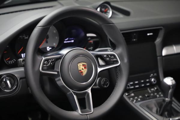Used 2017 Porsche 911 Carrera 4S for sale Sold at Bugatti of Greenwich in Greenwich CT 06830 27