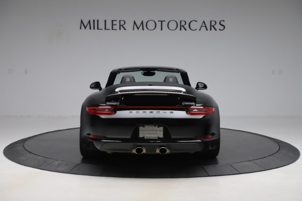 Used 2017 Porsche 911 Carrera 4S for sale Sold at Bugatti of Greenwich in Greenwich CT 06830 6
