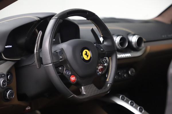 Used 2017 Ferrari F12 Berlinetta Base for sale Sold at Bugatti of Greenwich in Greenwich CT 06830 23