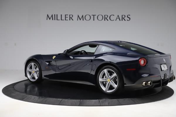 Used 2017 Ferrari F12 Berlinetta Base for sale Sold at Bugatti of Greenwich in Greenwich CT 06830 4