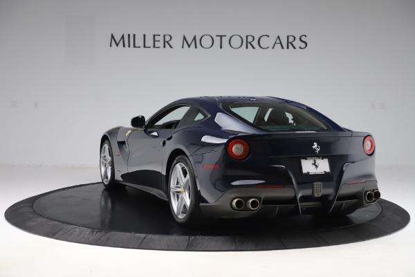 Used 2017 Ferrari F12 Berlinetta for sale $259,900 at Bugatti of Greenwich in Greenwich CT 06830 5
