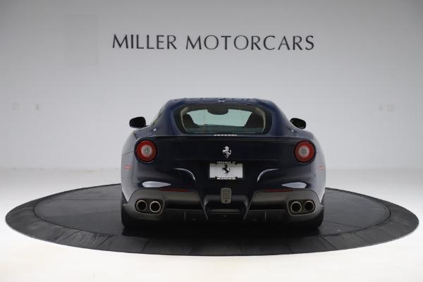 Used 2017 Ferrari F12 Berlinetta Base for sale Sold at Bugatti of Greenwich in Greenwich CT 06830 6