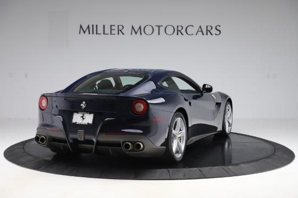 Used 2017 Ferrari F12 Berlinetta Base for sale Sold at Bugatti of Greenwich in Greenwich CT 06830 7