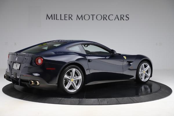 Used 2017 Ferrari F12 Berlinetta Base for sale Sold at Bugatti of Greenwich in Greenwich CT 06830 8