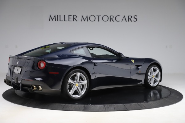 Used 2017 Ferrari F12 Berlinetta for sale $259,900 at Bugatti of Greenwich in Greenwich CT 06830 8