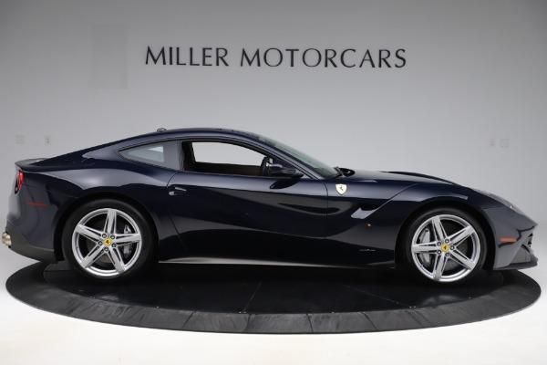 Used 2017 Ferrari F12 Berlinetta Base for sale Sold at Bugatti of Greenwich in Greenwich CT 06830 9
