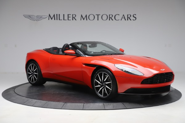 New 2020 Aston Martin DB11 Volante Convertible for sale $254,531 at Bugatti of Greenwich in Greenwich CT 06830 10