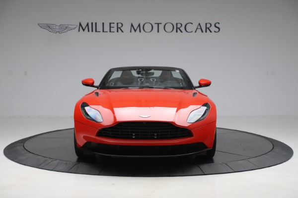 New 2020 Aston Martin DB11 Volante Convertible for sale $254,531 at Bugatti of Greenwich in Greenwich CT 06830 11