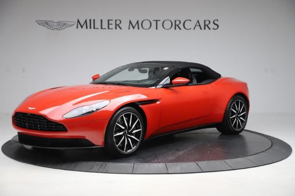New 2020 Aston Martin DB11 Volante Convertible for sale $254,531 at Bugatti of Greenwich in Greenwich CT 06830 12