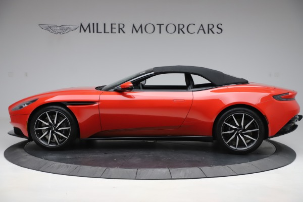 New 2020 Aston Martin DB11 Volante Convertible for sale $254,531 at Bugatti of Greenwich in Greenwich CT 06830 13