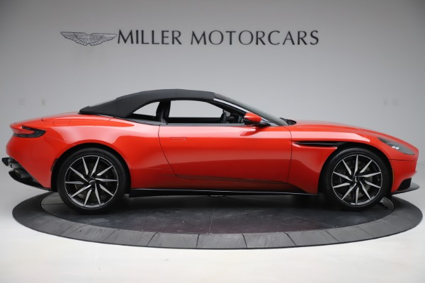 New 2020 Aston Martin DB11 Volante Convertible for sale $254,531 at Bugatti of Greenwich in Greenwich CT 06830 14