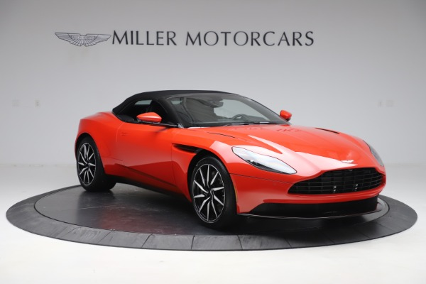 New 2020 Aston Martin DB11 Volante Convertible for sale $254,531 at Bugatti of Greenwich in Greenwich CT 06830 15