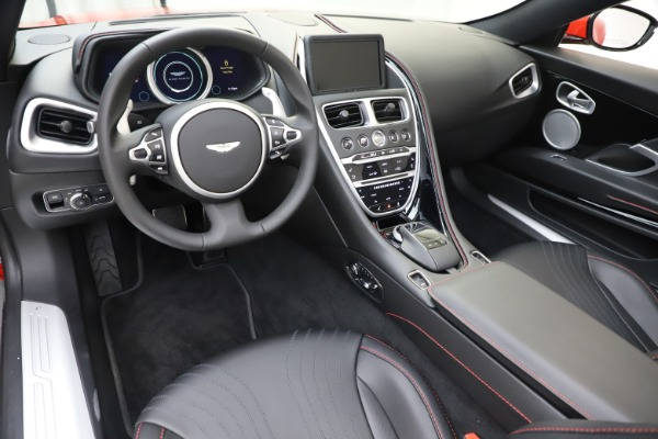 New 2020 Aston Martin DB11 Volante Convertible for sale $254,531 at Bugatti of Greenwich in Greenwich CT 06830 17