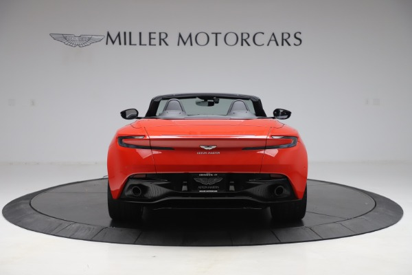 New 2020 Aston Martin DB11 Volante Convertible for sale $254,531 at Bugatti of Greenwich in Greenwich CT 06830 5