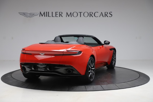 New 2020 Aston Martin DB11 Volante Convertible for sale $254,531 at Bugatti of Greenwich in Greenwich CT 06830 6