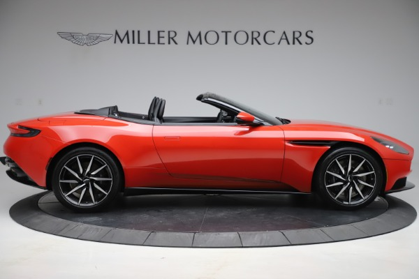 New 2020 Aston Martin DB11 Volante Convertible for sale $254,531 at Bugatti of Greenwich in Greenwich CT 06830 8