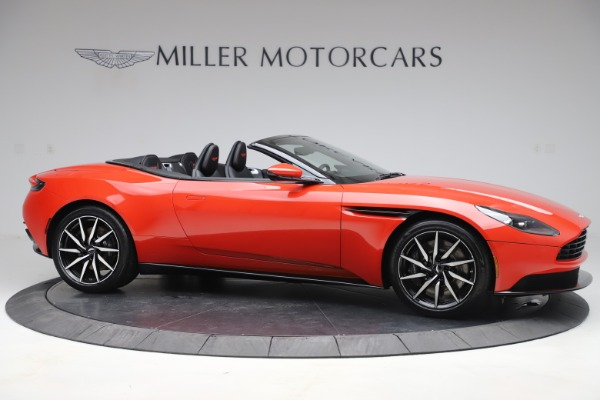 New 2020 Aston Martin DB11 Volante Convertible for sale $254,531 at Bugatti of Greenwich in Greenwich CT 06830 9