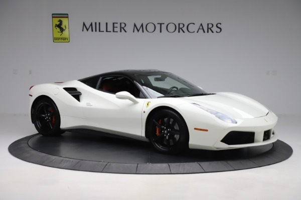 Used 2016 Ferrari 488 GTB for sale Sold at Bugatti of Greenwich in Greenwich CT 06830 10