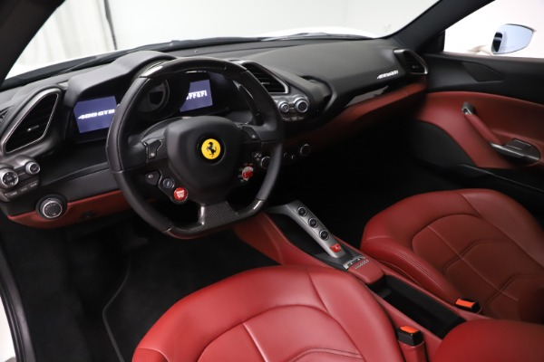 Used 2016 Ferrari 488 GTB for sale Sold at Bugatti of Greenwich in Greenwich CT 06830 13