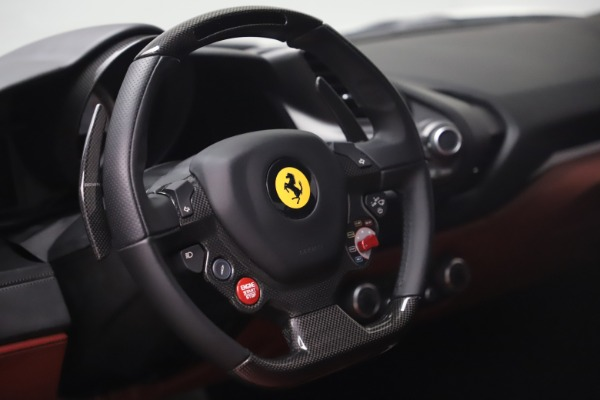 Used 2016 Ferrari 488 GTB for sale Sold at Bugatti of Greenwich in Greenwich CT 06830 17