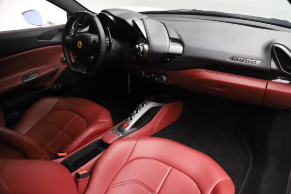 Used 2016 Ferrari 488 GTB for sale Sold at Bugatti of Greenwich in Greenwich CT 06830 19