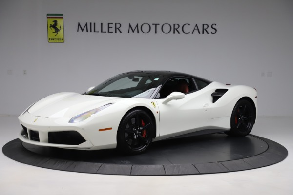 Used 2016 Ferrari 488 GTB for sale Sold at Bugatti of Greenwich in Greenwich CT 06830 2