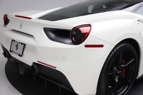 Used 2016 Ferrari 488 GTB for sale Sold at Bugatti of Greenwich in Greenwich CT 06830 25
