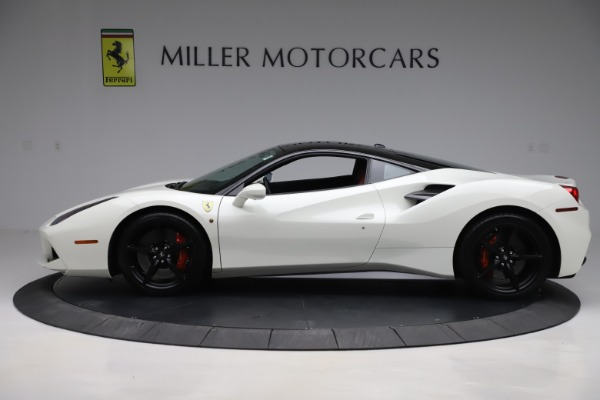 Used 2016 Ferrari 488 GTB for sale Sold at Bugatti of Greenwich in Greenwich CT 06830 3