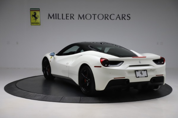 Used 2016 Ferrari 488 GTB for sale Sold at Bugatti of Greenwich in Greenwich CT 06830 5
