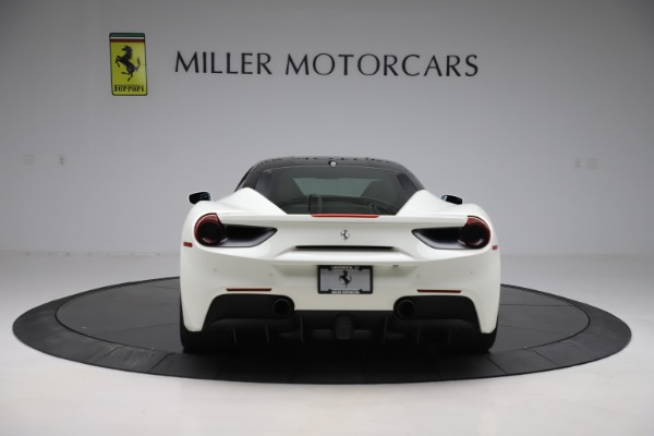 Used 2016 Ferrari 488 GTB for sale Sold at Bugatti of Greenwich in Greenwich CT 06830 6