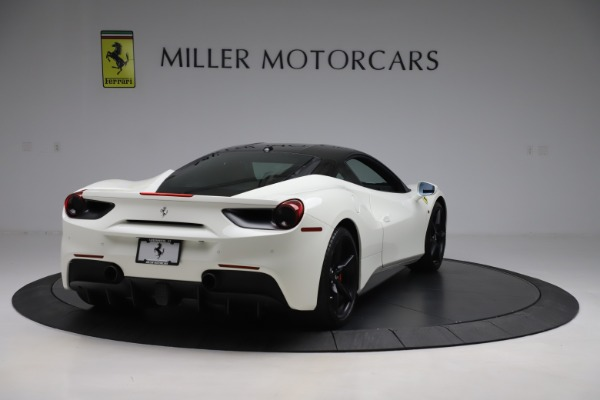 Used 2016 Ferrari 488 GTB for sale Sold at Bugatti of Greenwich in Greenwich CT 06830 7