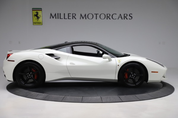 Used 2016 Ferrari 488 GTB for sale Sold at Bugatti of Greenwich in Greenwich CT 06830 9