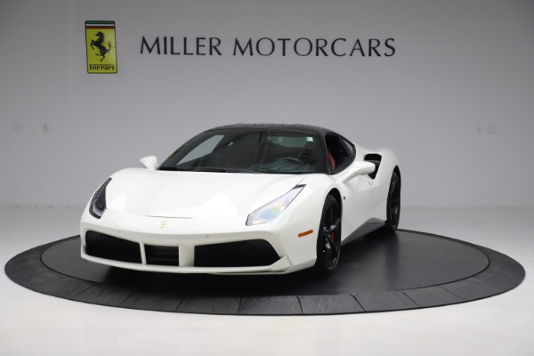 Used 2016 Ferrari 488 GTB for sale Sold at Bugatti of Greenwich in Greenwich CT 06830 1