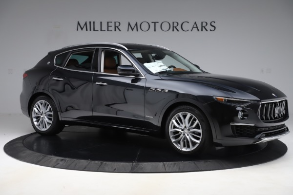 New 2019 Maserati Levante Q4 GranLusso for sale $89,550 at Bugatti of Greenwich in Greenwich CT 06830 10