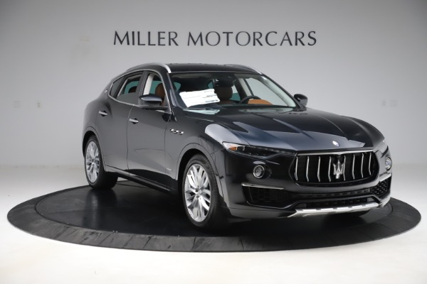 New 2019 Maserati Levante Q4 GranLusso for sale $89,550 at Bugatti of Greenwich in Greenwich CT 06830 11