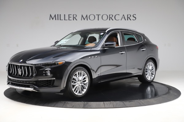 New 2019 Maserati Levante Q4 GranLusso for sale $89,550 at Bugatti of Greenwich in Greenwich CT 06830 2