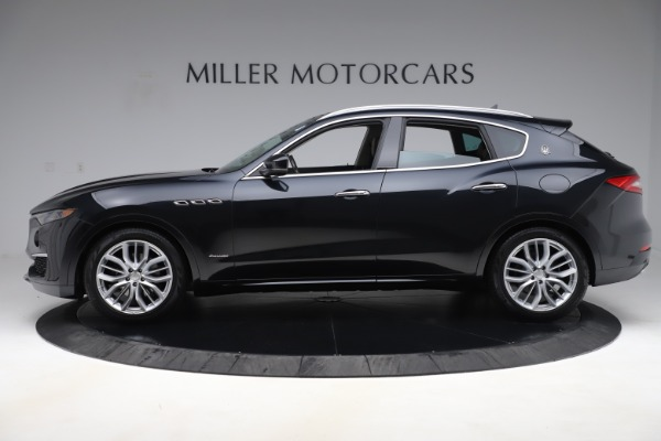 New 2019 Maserati Levante Q4 GranLusso for sale $89,550 at Bugatti of Greenwich in Greenwich CT 06830 3