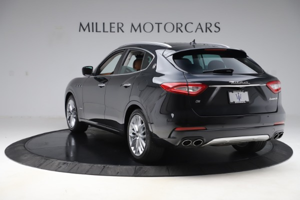 New 2019 Maserati Levante Q4 GranLusso for sale $89,550 at Bugatti of Greenwich in Greenwich CT 06830 5