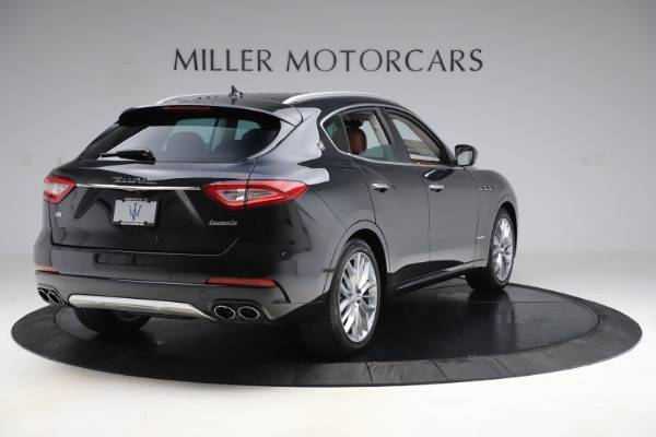 New 2019 Maserati Levante Q4 GranLusso for sale $89,550 at Bugatti of Greenwich in Greenwich CT 06830 7