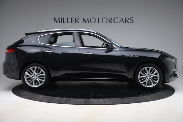 New 2019 Maserati Levante Q4 GranLusso for sale $89,550 at Bugatti of Greenwich in Greenwich CT 06830 9
