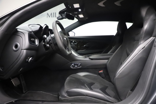 Used 2019 Aston Martin DBS Superleggera Coupe for sale Sold at Bugatti of Greenwich in Greenwich CT 06830 14