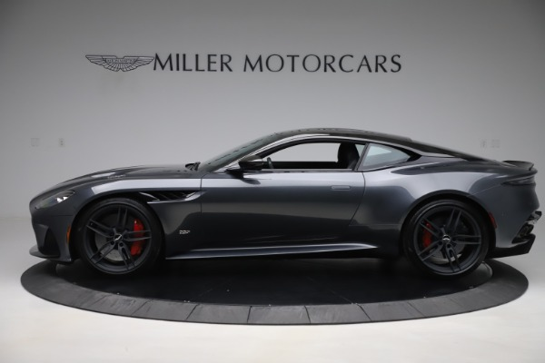 Used 2019 Aston Martin DBS Superleggera Coupe for sale Sold at Bugatti of Greenwich in Greenwich CT 06830 3
