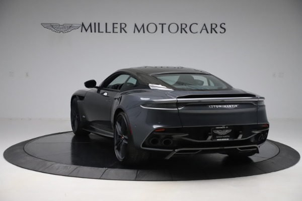 Used 2019 Aston Martin DBS Superleggera Coupe for sale Sold at Bugatti of Greenwich in Greenwich CT 06830 5