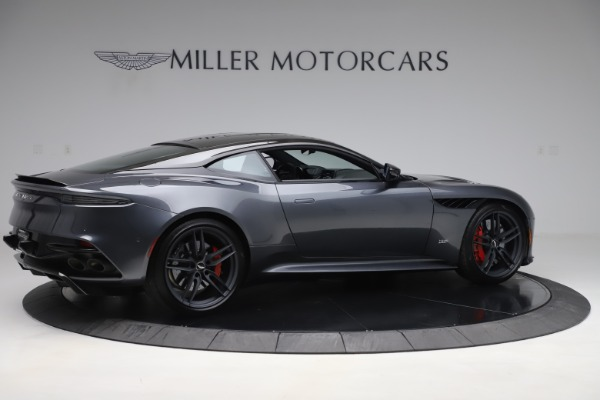 Used 2019 Aston Martin DBS Superleggera Coupe for sale Sold at Bugatti of Greenwich in Greenwich CT 06830 8