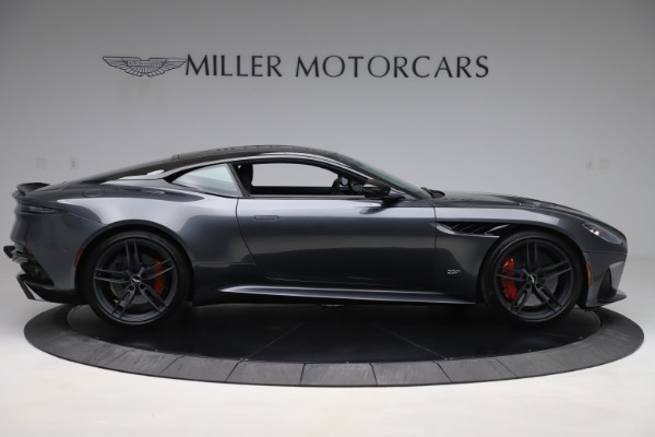 Used 2019 Aston Martin DBS Superleggera Coupe for sale Sold at Bugatti of Greenwich in Greenwich CT 06830 9