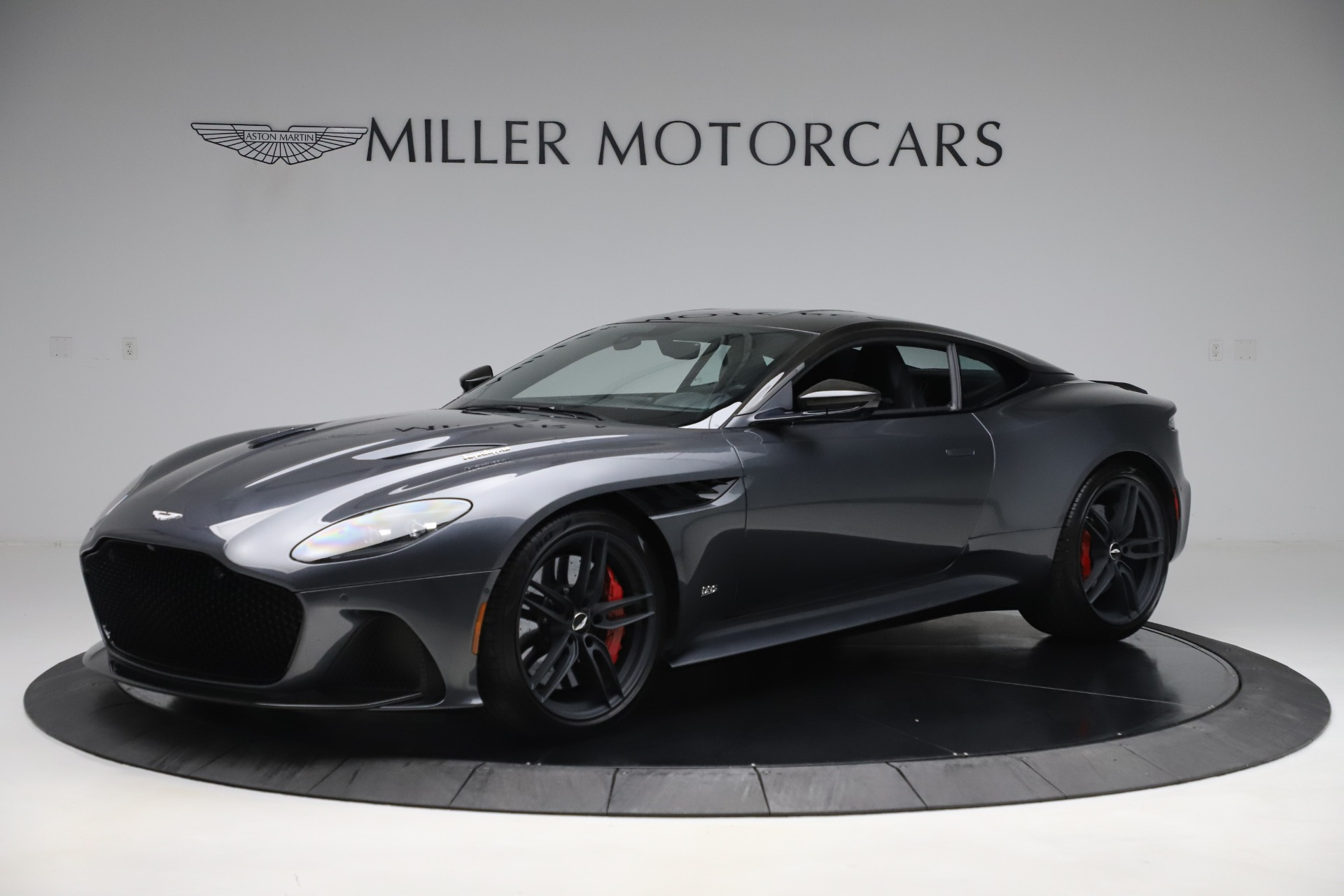 Used 2019 Aston Martin DBS Superleggera Coupe for sale Sold at Bugatti of Greenwich in Greenwich CT 06830 1