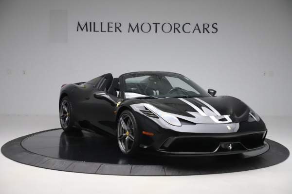 Used 2015 Ferrari 458 Speciale Aperta for sale $635,900 at Bugatti of Greenwich in Greenwich CT 06830 11