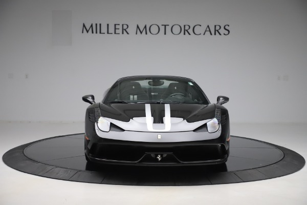 Used 2015 Ferrari 458 Speciale Aperta for sale $635,900 at Bugatti of Greenwich in Greenwich CT 06830 12