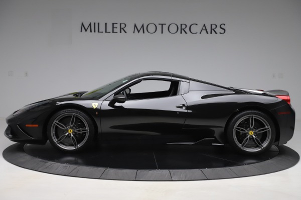 Used 2015 Ferrari 458 Speciale Aperta for sale $635,900 at Bugatti of Greenwich in Greenwich CT 06830 14