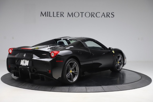 Used 2015 Ferrari 458 Speciale Aperta for sale $635,900 at Bugatti of Greenwich in Greenwich CT 06830 16